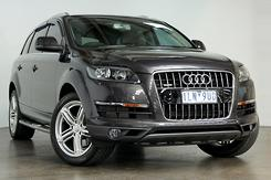 2011 Audi Q7 TDI Auto quattro MY12 Automatic