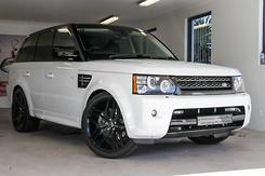 2013 Land Rover Range Rover Sport SDV6 Auto 4x4 MY13 Automatic
