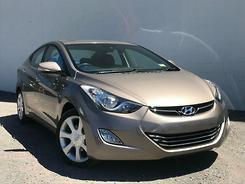 2012 Hyundai Elantra Premium Auto Automatic