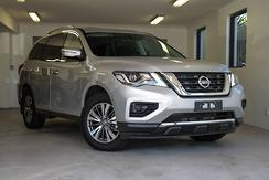 2017 Nissan Pathfinder ST R52 Series II Auto 2WD MY17 Automatic