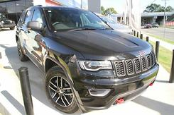2017 Jeep Grand Cherokee Trailhawk Auto 4x4 MY17 Automatic
