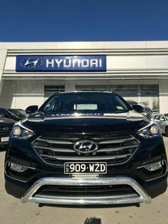 2016 Hyundai Santa Fe Active Auto 4x4 MY17 Automatic