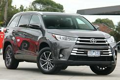 2017 Toyota Kluger GXL Auto 2WD Automatic