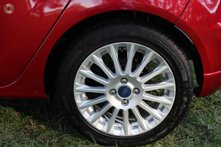 2014 Ford Fiesta Sport WZ Auto MY15