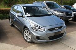 2018 Hyundai Accent Sport Auto MY18 Automatic