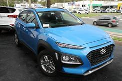 2017 Hyundai Kona Active Auto 2WD MY18 Automatic