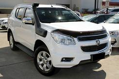 2014 Holden Colorado 7 LTZ RG Auto 4x4 MY14 Automatic