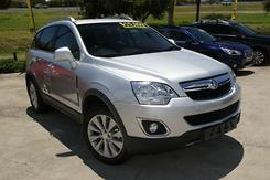 2014 Holden Captiva 5 LT CG Manual MY15 Manual