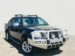 2011 Nissan Navara ST-X 550 D40 Auto 4x4 MY11 Dual Cab Automatic