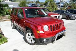2012 Jeep Patriot Limited Auto 4x4 MY12 Automatic