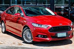 2016 Ford Mondeo Titanium MD Auto Automatic