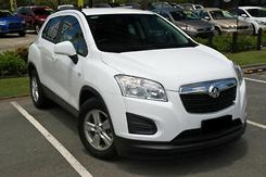 2014 Holden Trax LS TJ Auto MY15 Automatic