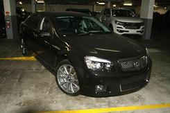 2017 Holden Caprice V WN Series II Auto MY17 Automatic