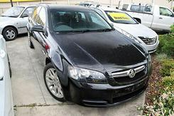 2010 Holden Commodore International VE Auto MY10 Automatic