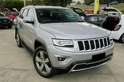 2013 Jeep Grand Cherokee Limited Auto 4x4 MY14 Automatic