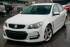 2016 Holden Commodore SV6 VF Series II Auto MY16 Automatic