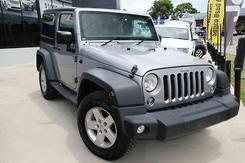 2014 Jeep Wrangler Sport Auto 4x4 MY15 Automatic