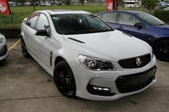 2017 Holden Commodore SS V Redline VF Series II Manual MY17 Manual