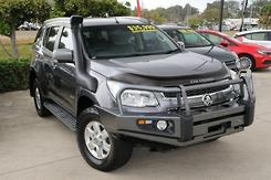 2014 Holden Colorado 7 LT RG Auto 4x4 MY15 Automatic