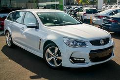 2015 Holden Commodore SV6 VF Series II Auto MY16 Automatic