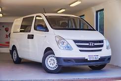 2011 Hyundai iLoad Manual MY11 Manual