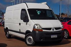 2010 Renault Master Medium Wheelbase Auto MY07 Automatic
