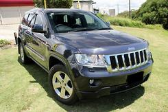 2012 Jeep Grand Cherokee Laredo Auto 4x4 MY12 Automatic