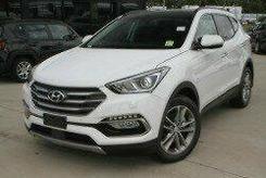2017 Hyundai Santa Fe Highlander Auto 4x4 MY17 Automatic
