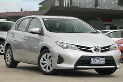 2012 Toyota Corolla Ascent Auto Automatic