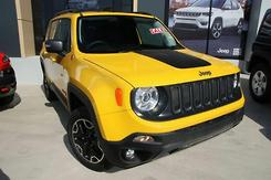 2017 Jeep Renegade Trailhawk Auto AWD MY17 Automatic