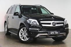 2013 Mercedes-Benz GL350 BlueTEC Auto 4x4 Automatic