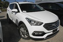 2017 Hyundai Santa Fe Elite Auto 4x4 MY17 Automatic