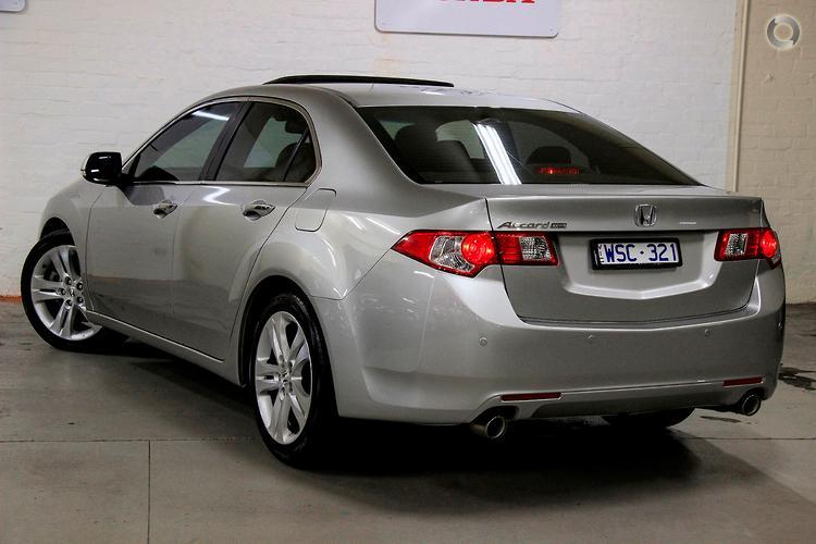 2008 Honda Accord Euro Luxury Auto