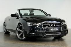 2015 Audi A5 Auto quattro MY15 Automatic