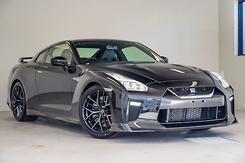 2017 Nissan GT-R Premium R35 Auto AWD MY17 Automatic