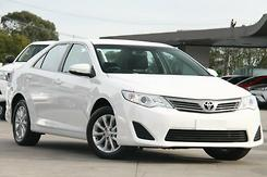 2012 Toyota Camry Altise Auto Automatic