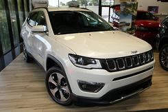 2018 Jeep Compass Limited Auto 4x4 MY18 Automatic