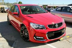 2015 Holden Commodore SS V Redline VF Auto MY15 Automatic