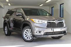 2014 Toyota Kluger GX Auto 2WD Automatic
