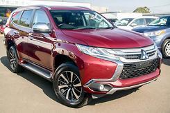 2016 Mitsubishi Pajero Sport Exceed QE Auto 4x4 MY16 Automatic