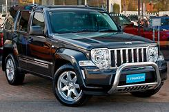 2010 Jeep Cherokee Limited Auto 4WD MY10 Automatic
