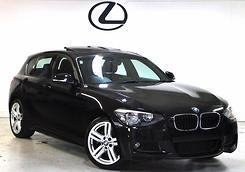 2013 BMW 125i M Sport F20 Auto MY14 Automatic