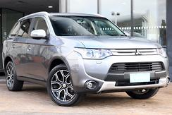 2014 Mitsubishi Outlander Aspire ZJ Auto 4WD MY14.5 Automatic