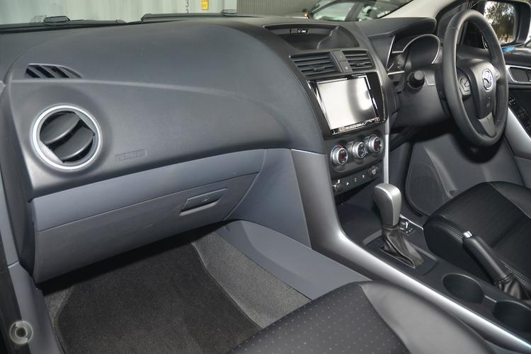 2017 Mazda BT-50 GT UR Auto 4x4 Dual Cab