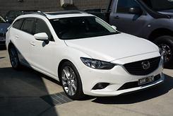 2014 Mazda 6 Atenza Auto MY14 Automatic
