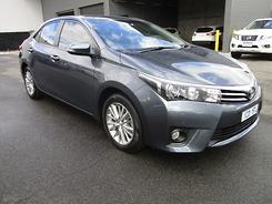 2014 Toyota Corolla ZR Auto Automatic