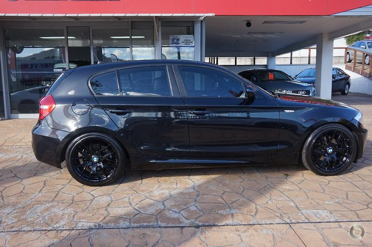 2009 BMW 120i E87 Auto MY09