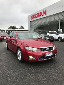 2009 Ford Falcon G6 Limited Edition FG Auto Automatic