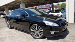 2012 Peugeot 508 GT HDi Auto Automatic