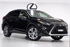 2016 Lexus RX200t Luxury Auto Automatic